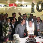 De Souza Barbosa Habitat a fêté ses 10 ans !
