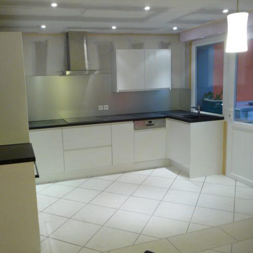 Rénovation d'une cuisine à Wasquehal (Lille)