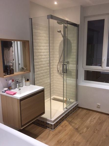 masquette salle de bain ak46 jornalagora. Black Bedroom Furniture Sets. Home Design Ideas